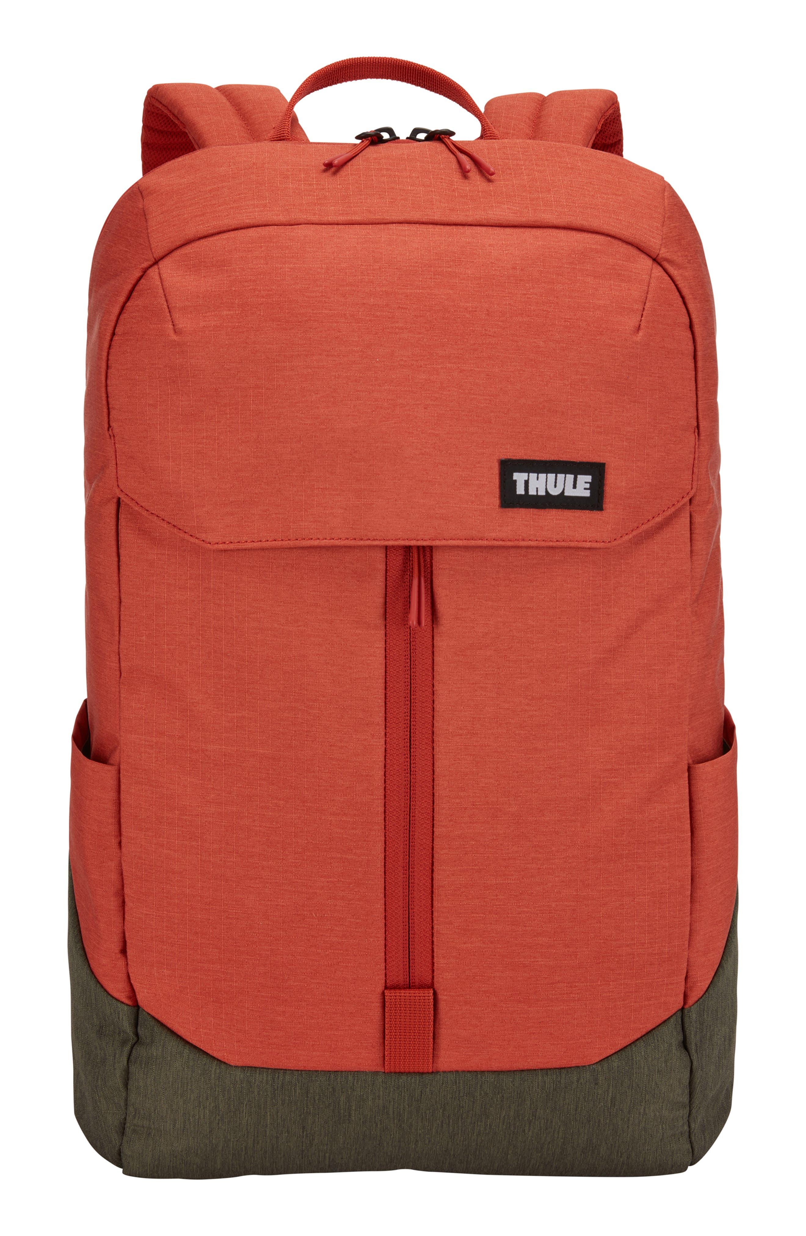 Thule Lithos Backpack - Orange