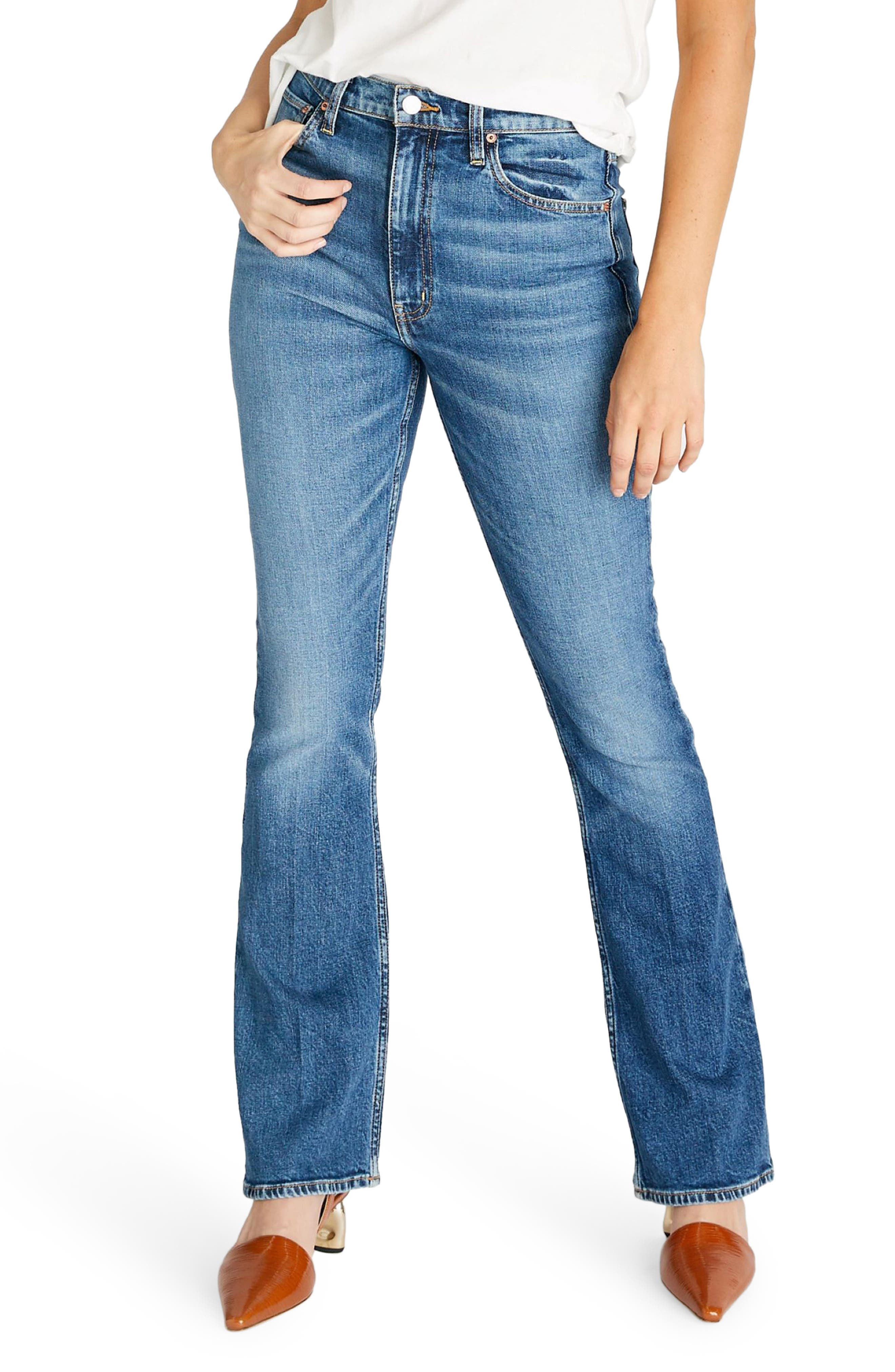 aTICA Women's Etica Sasha High Waist Flare Jeans