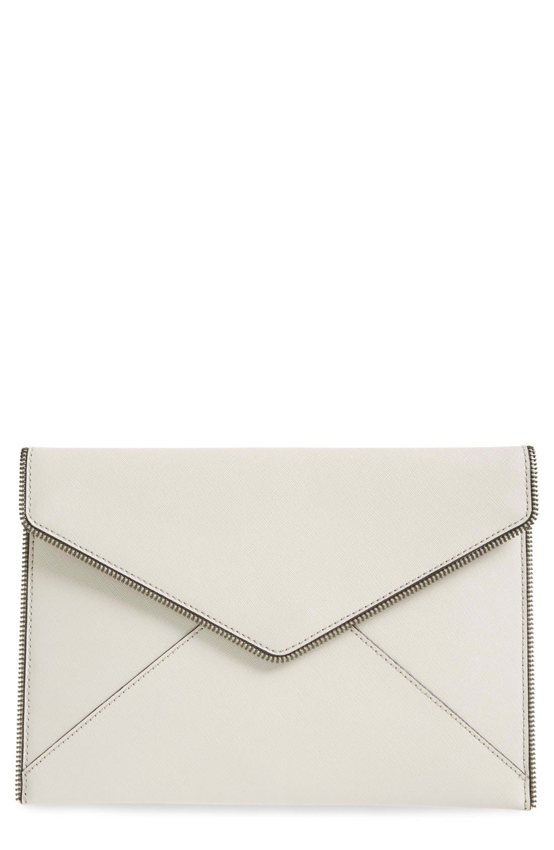 ,                             Leo Envelope Clutch,                             Main thumbnail 116, color,                             021
