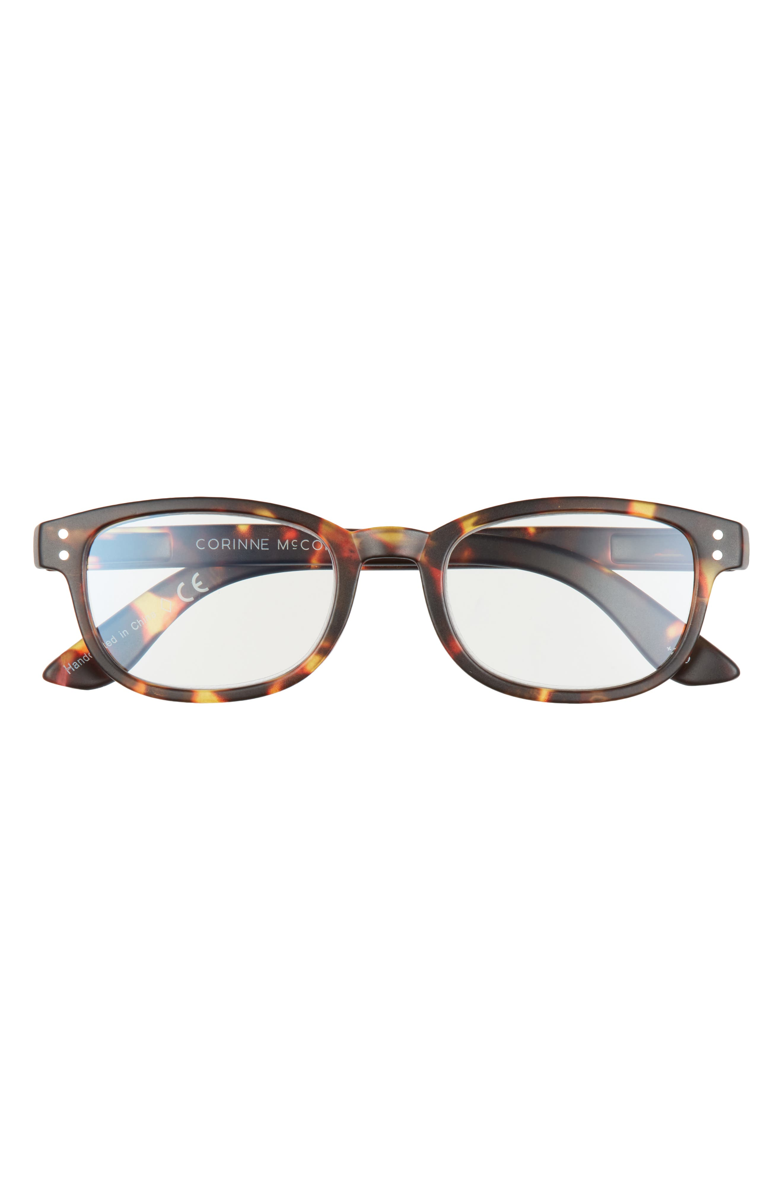 Classic 48mm Blue Light Blocking Reading Glasses