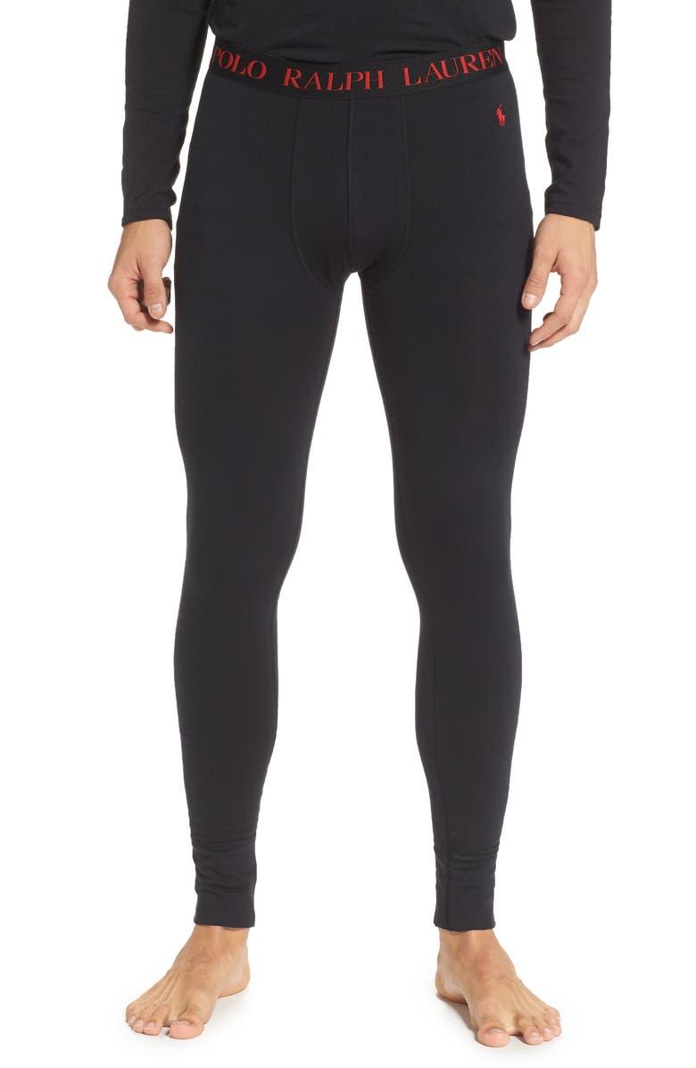 POLO RALPH LAUREN Long John Underwear, Main, color, 002
