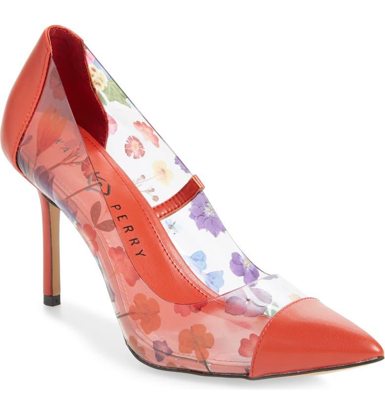 4dbec93859 Katy Perry Meline Pointy Toe Pump (Women) | Nordstrom
