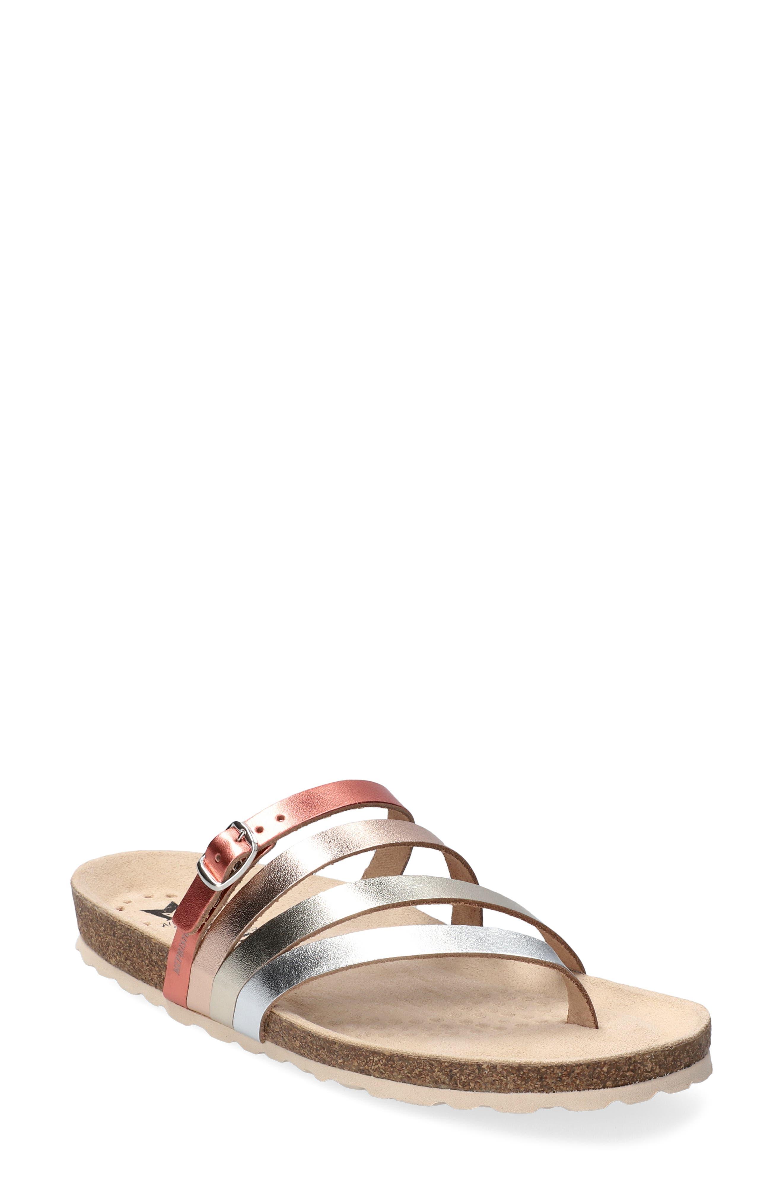Natty Slide Sandal