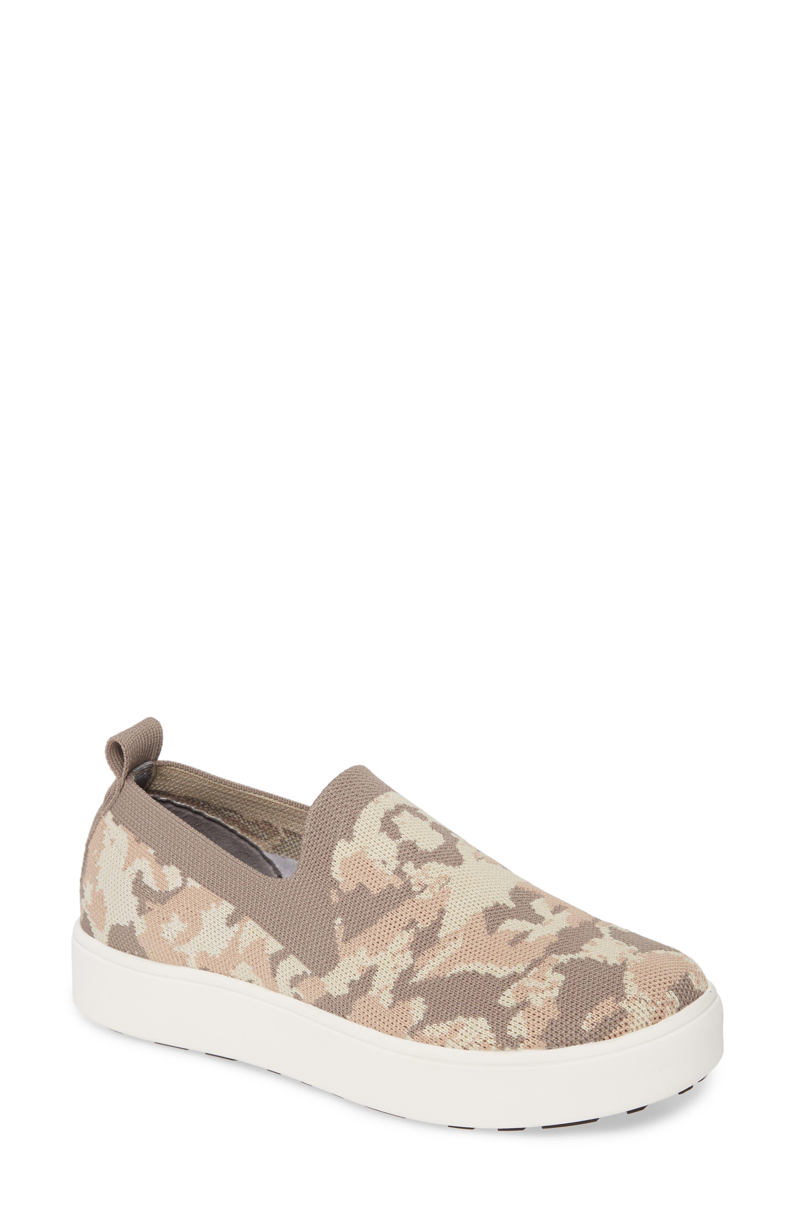 Bernie Mev. Jenna Slip-On Sneaker, Brown