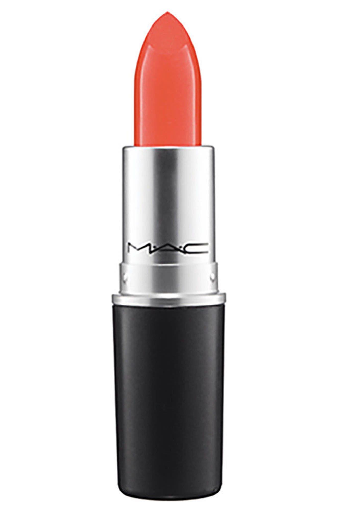 ,                             MAC Strip Down Nude Lipstick,                             Main thumbnail 93, color,                             102