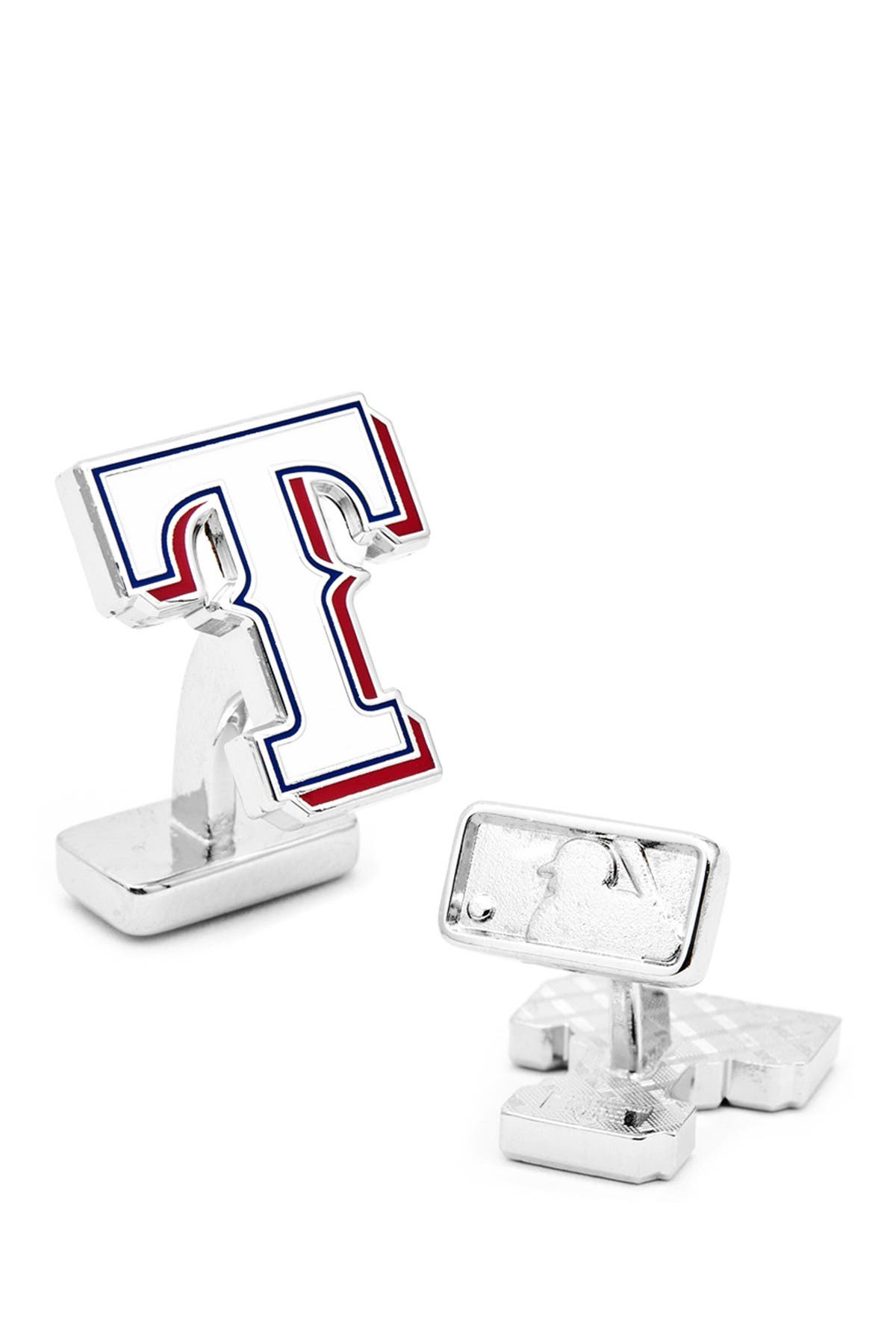 Image of Cufflinks Inc. MLB Texas Rangers Cuff Links