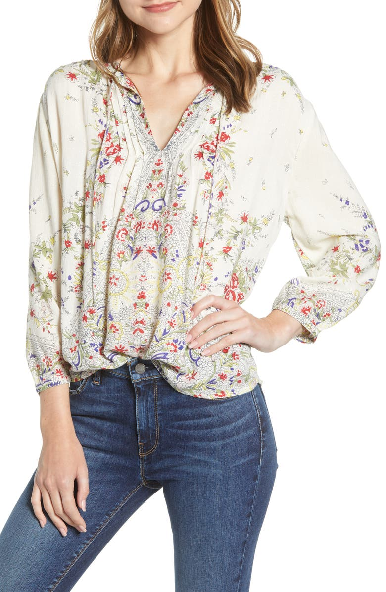 Julie Pintuck Top by Lucky Brand