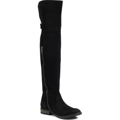 B?rn Dal Over The Knee Boot- Black