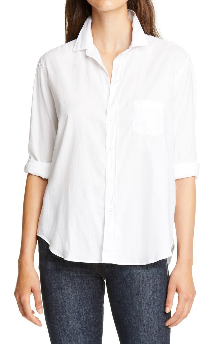 FRANK & EILEEN Eileen Casual Cotton Shirt, Main, color, 147
