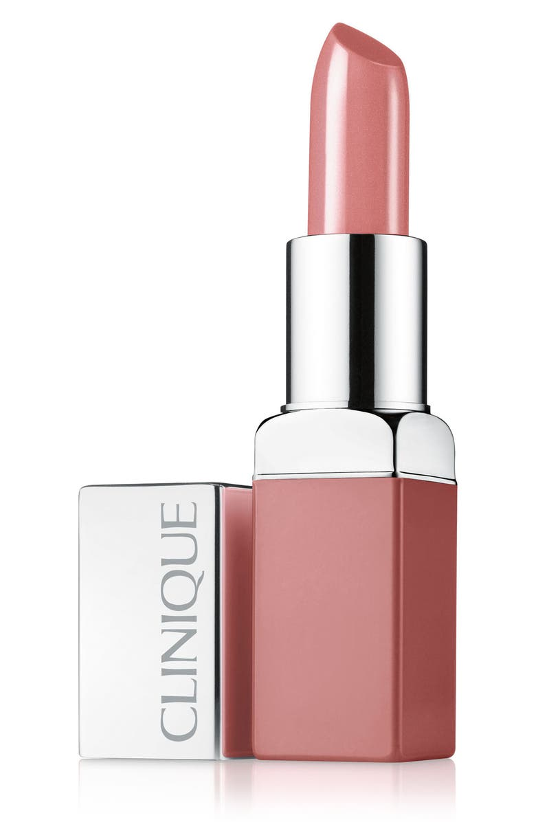 CLINIQUE Pop Lip Color & Primer, Main, color, BEIGE POP