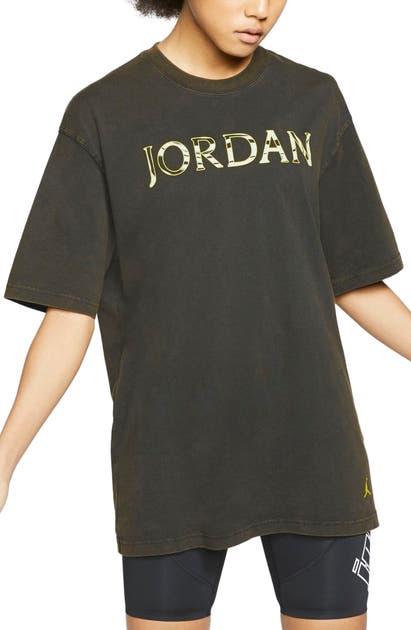 Jordan UTILITY OVERSIZE GRAPHIC TEE