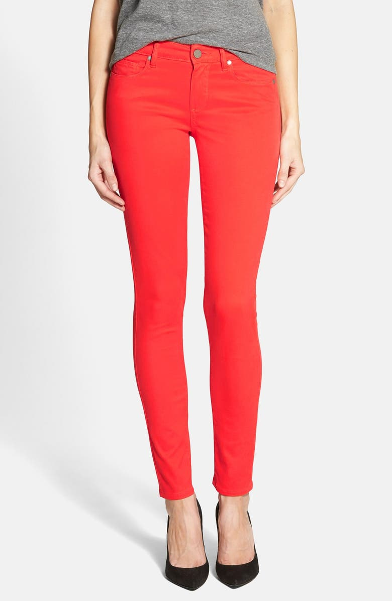 PAIGE Denim 'Verdugo' Ultra Skinny Jeans, Main, color, 600