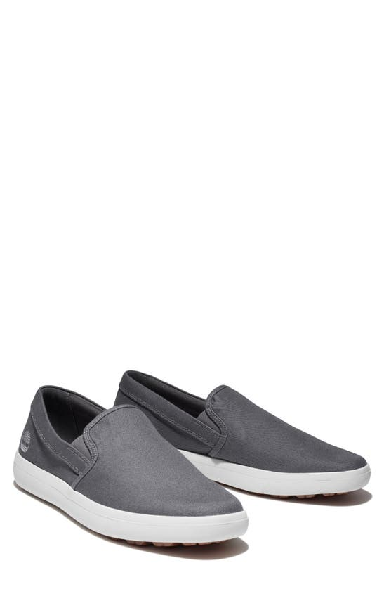 TIMBERLAND Canvases ASHWOOD PARK SLIP-ON SNEAKER