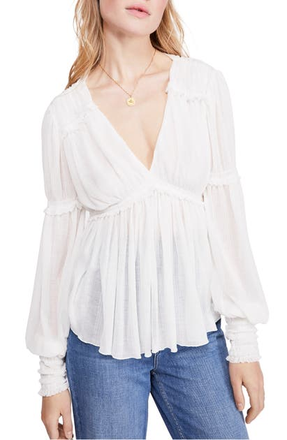 Free People Tops DAY DREAMING TOP