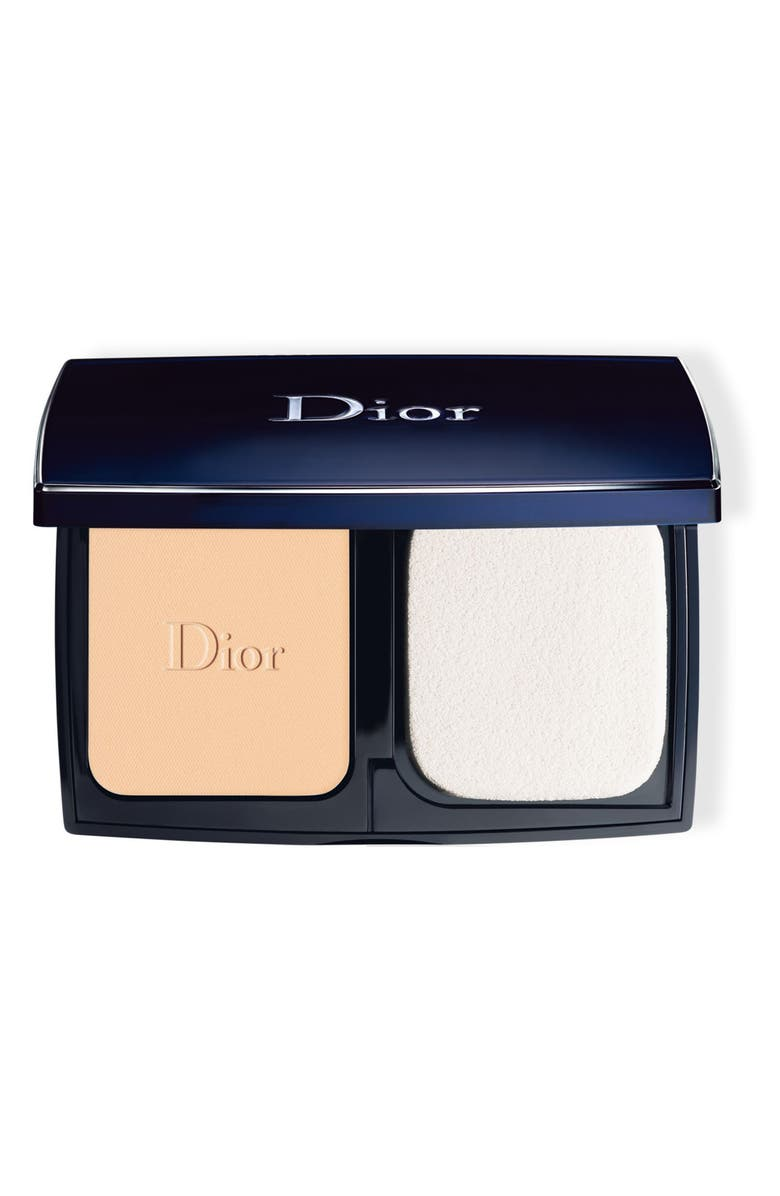 DIOR Diorskin Forever Flawless Perfection Fusion Wear Compact Foundation SPF 25, Main, color, 010