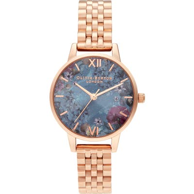 Olivia Burton Under The Sea Bracelet Watch, 30Mm