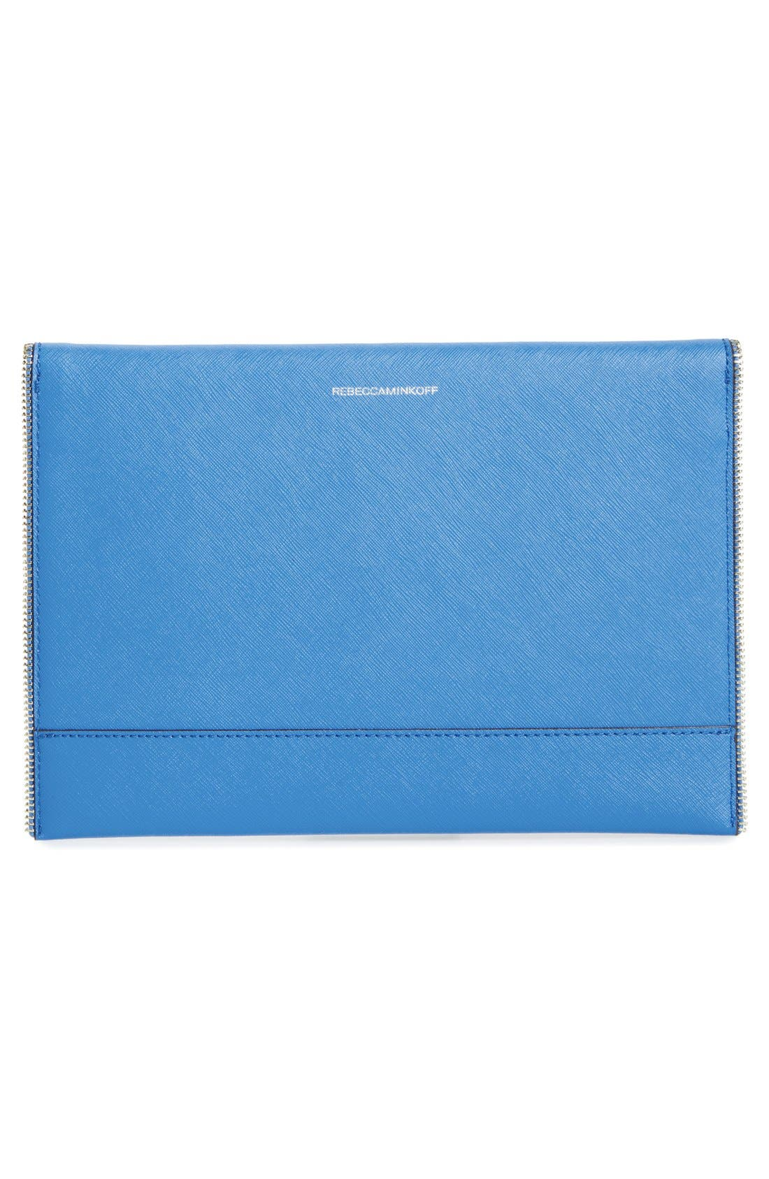 ,                             Leo Envelope Clutch,                             Alternate thumbnail 183, color,                             403