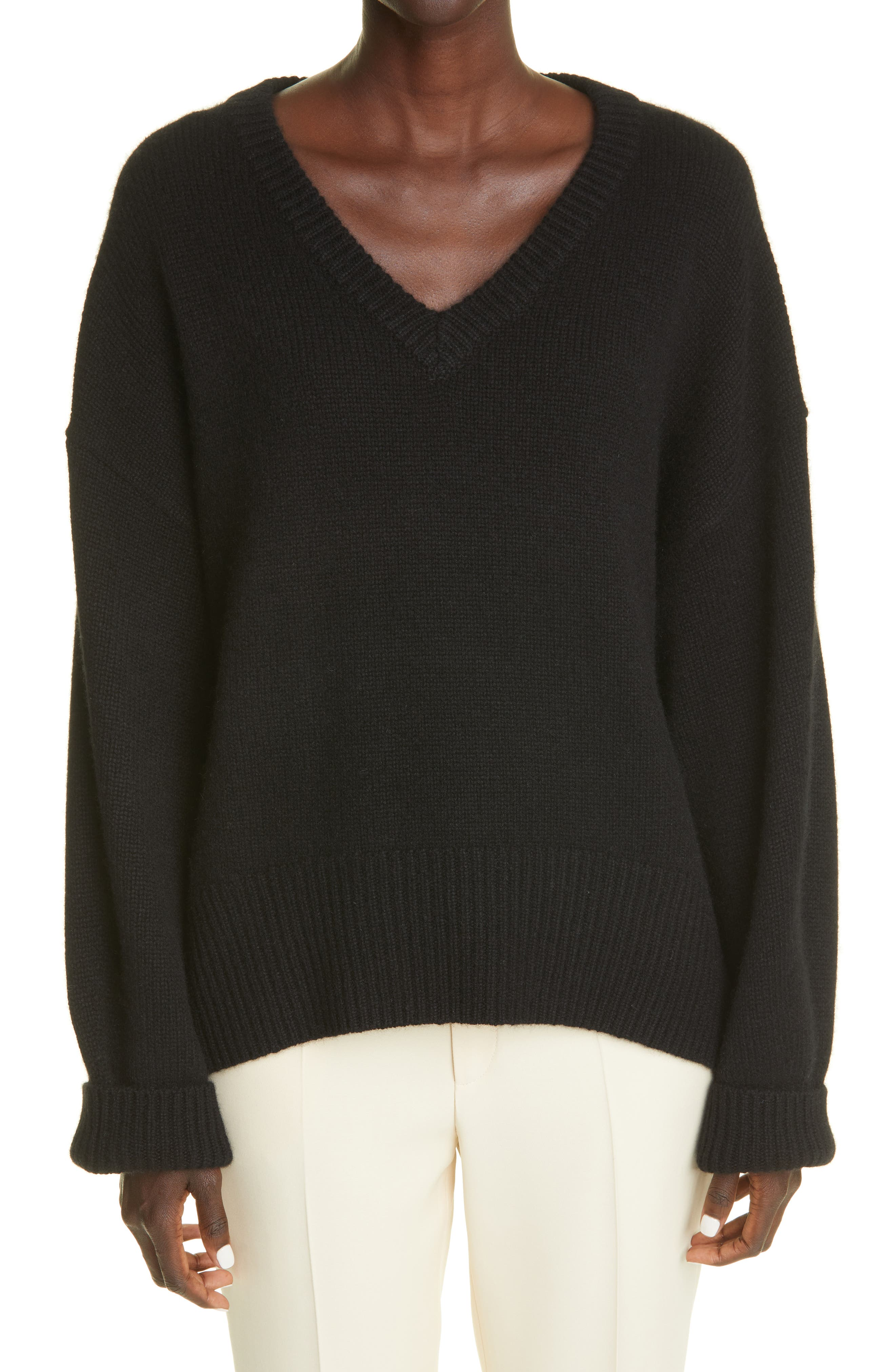 Battersea Oversize Cashmere Sweater