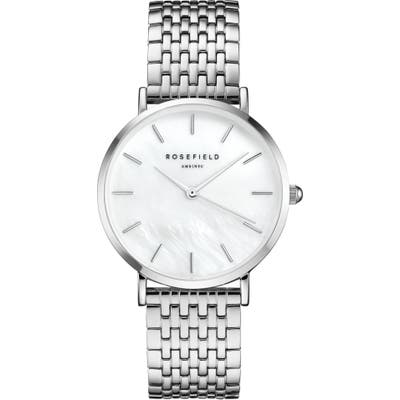 Rosefield Upper East Side Bracelet Watch,