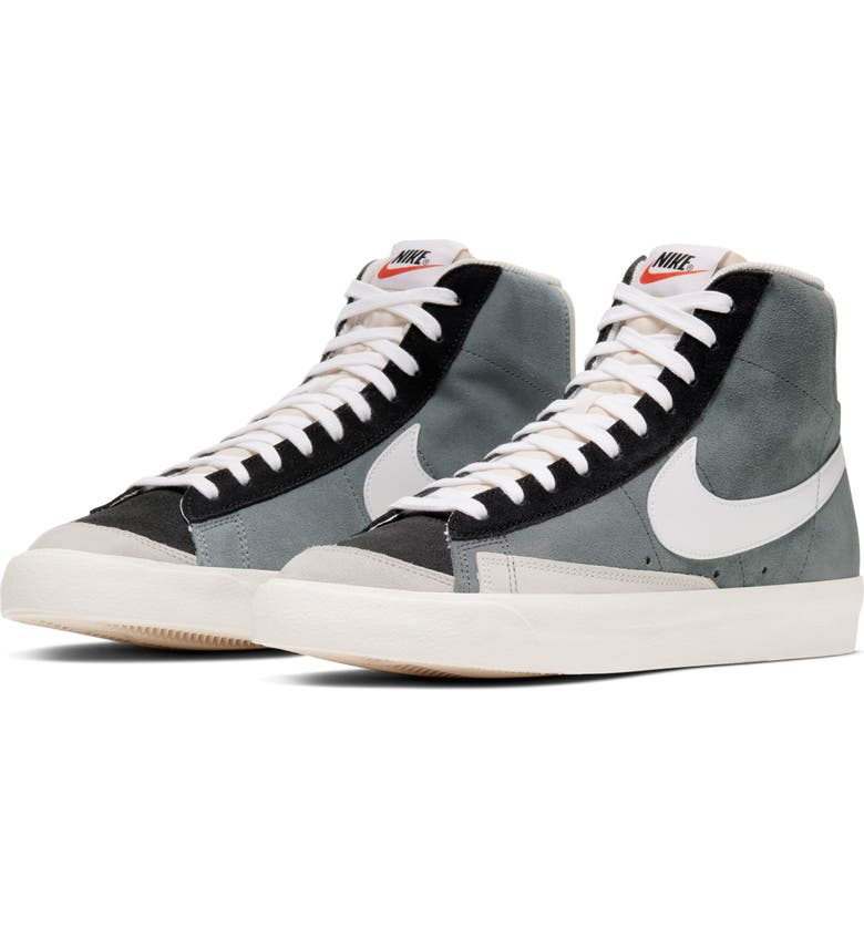NIKE Blazer Mid '77 Vintage WE Suede Sneaker, Main, color, 020