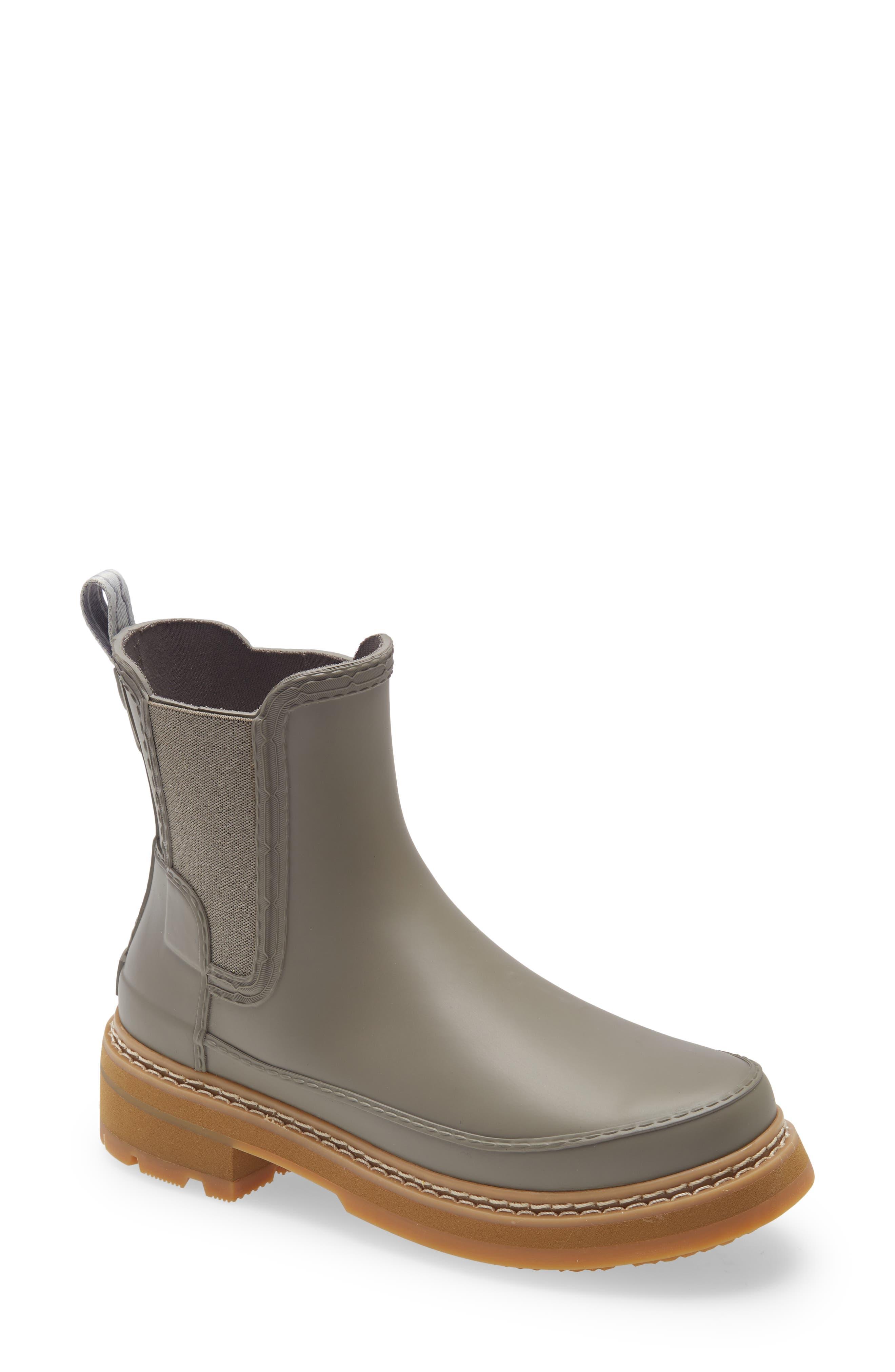 Refined Stitch Waterproof Chelsea Boot