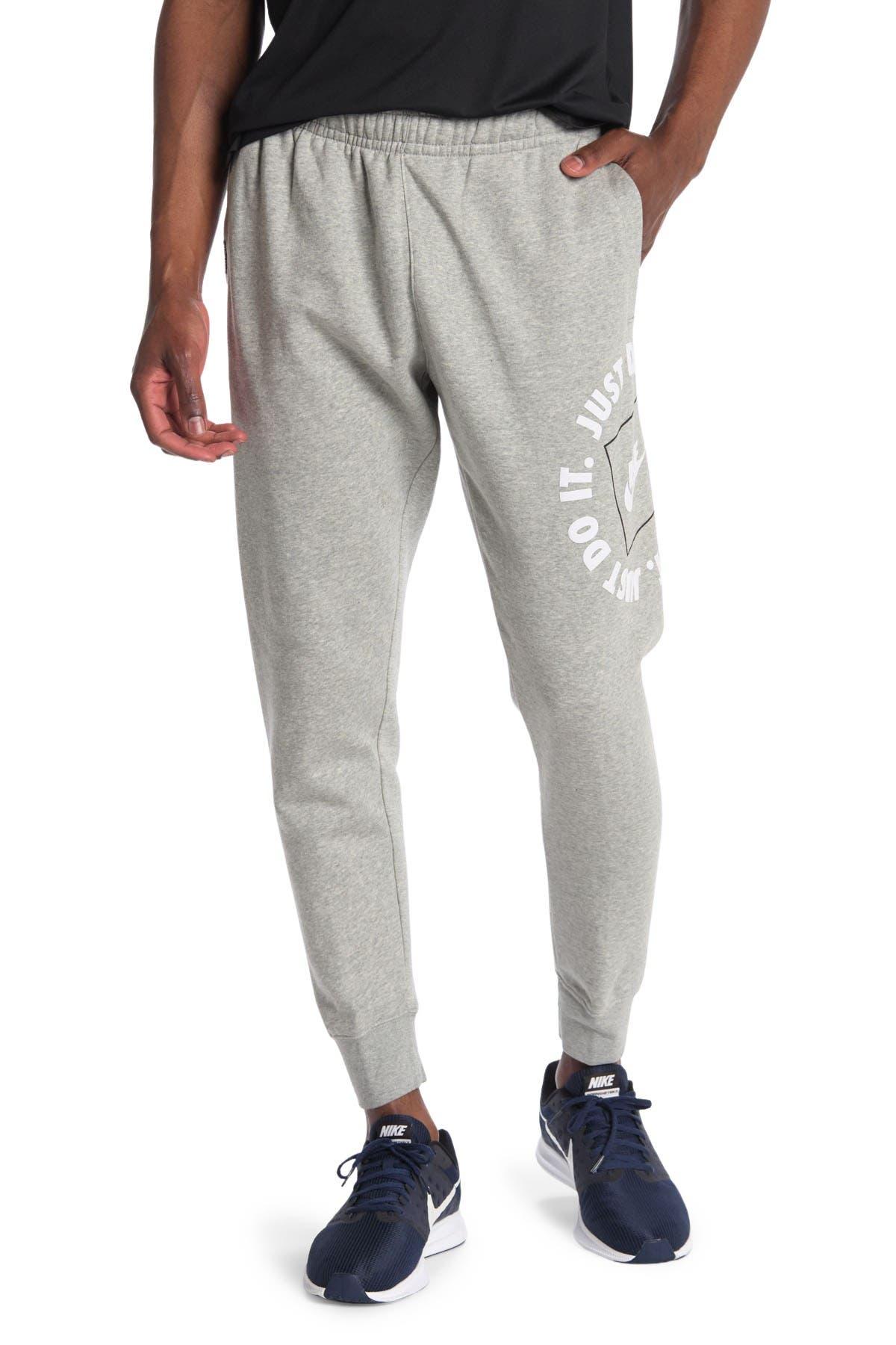 Image of Nike Just Do It Fleece Sweatpants
