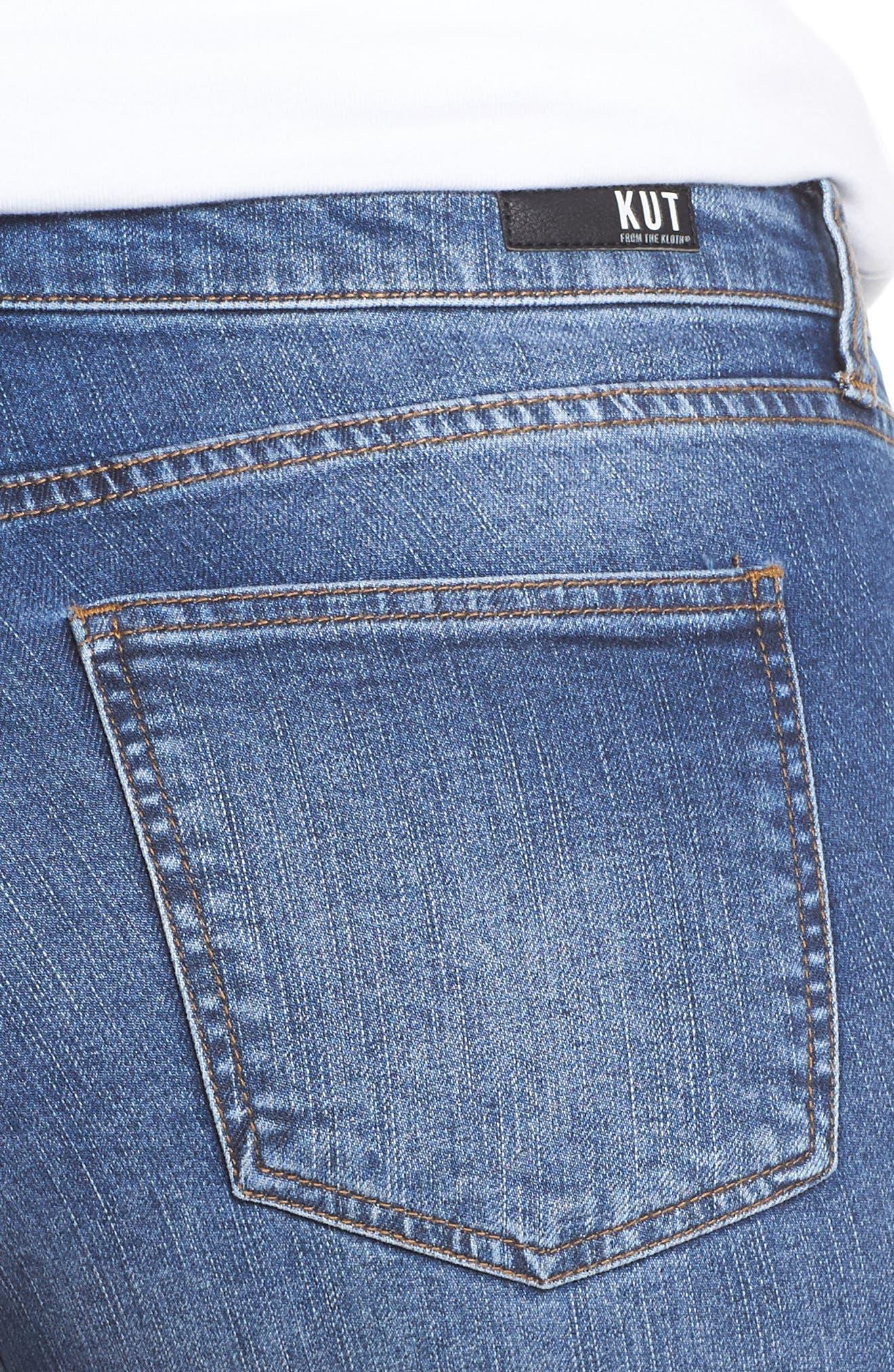 ,                             Sophie Bermuda Shorts,                             Alternate thumbnail 5, color,                             COMRADE