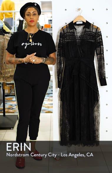 Lace Shirtdress, sales video thumbnail
