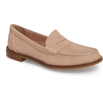 Sperry Seaport Penny Loafer, Pink