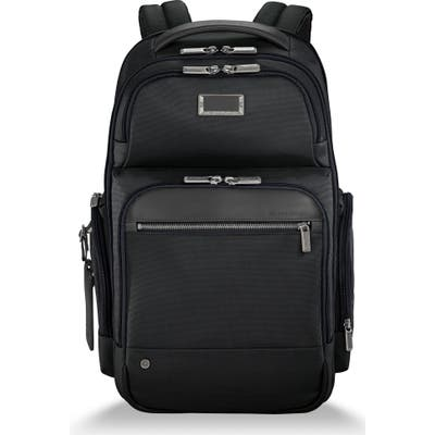 Briggs & Riley @work Large Cargo Backpack - Black