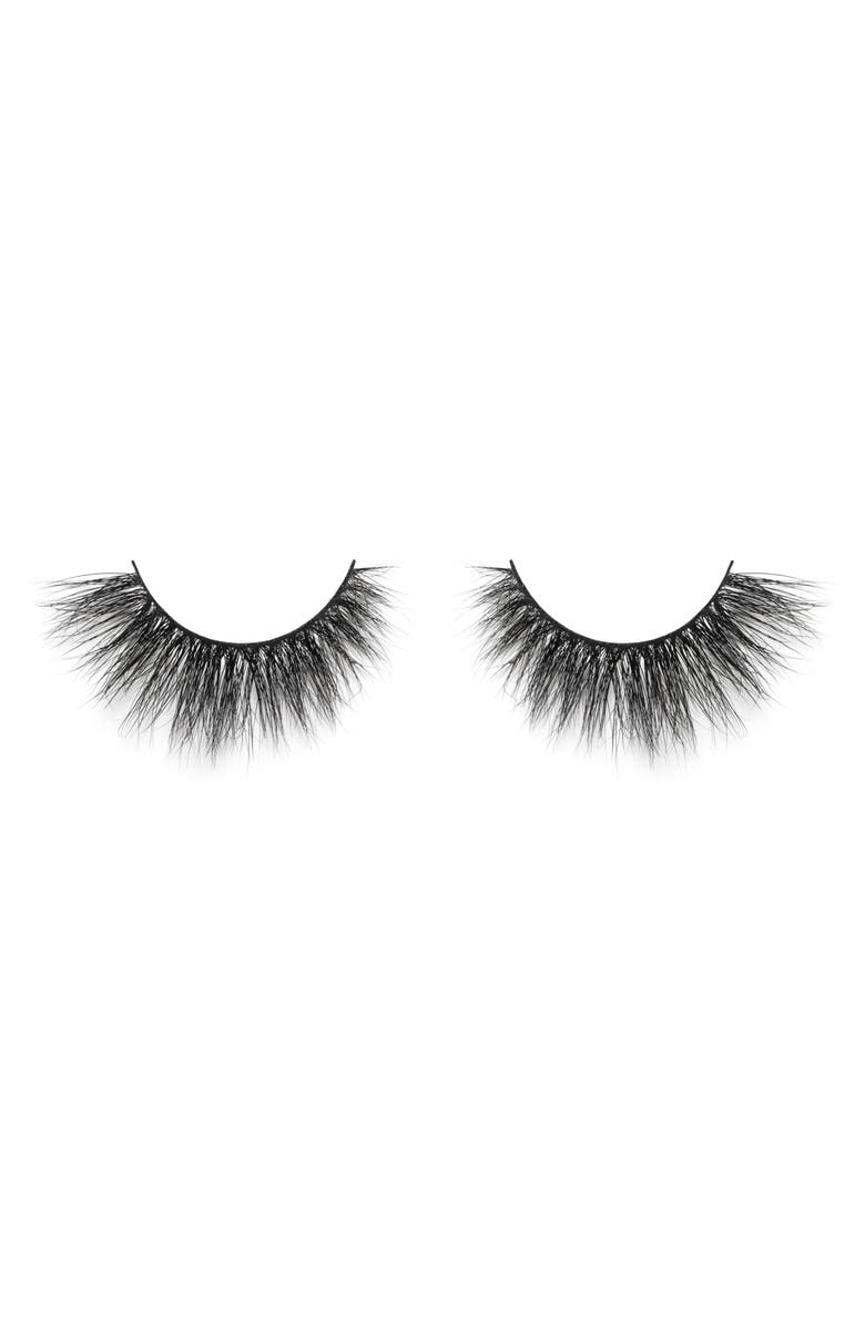 LILLY LASHES Sydney 3D Mink False Lashes, Main, color, NO COLOR