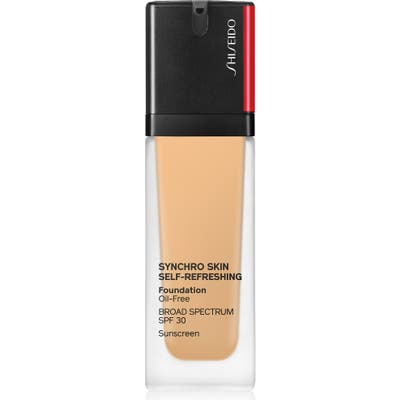 Shiseido Synchro Skin Self-Refreshing Liquid Foundation - 320 Pine