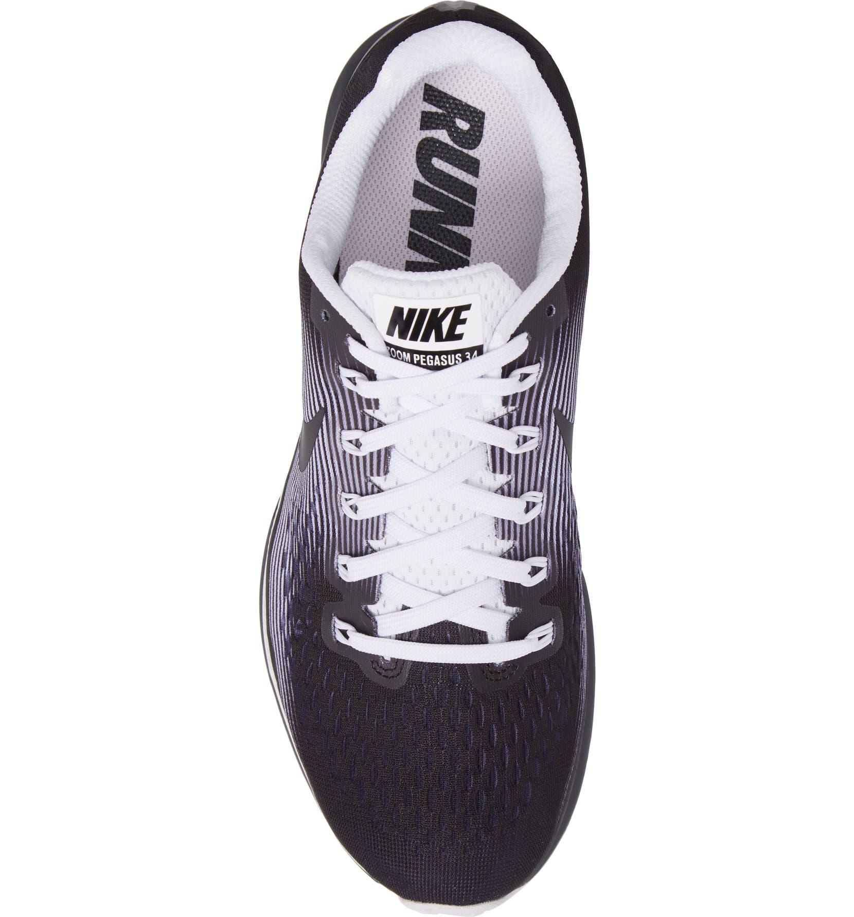 new arrival 3b61c e59d9 Nike Air Zoom Pegasus 34 LE Running Shoe (Men)   Nordstrom
