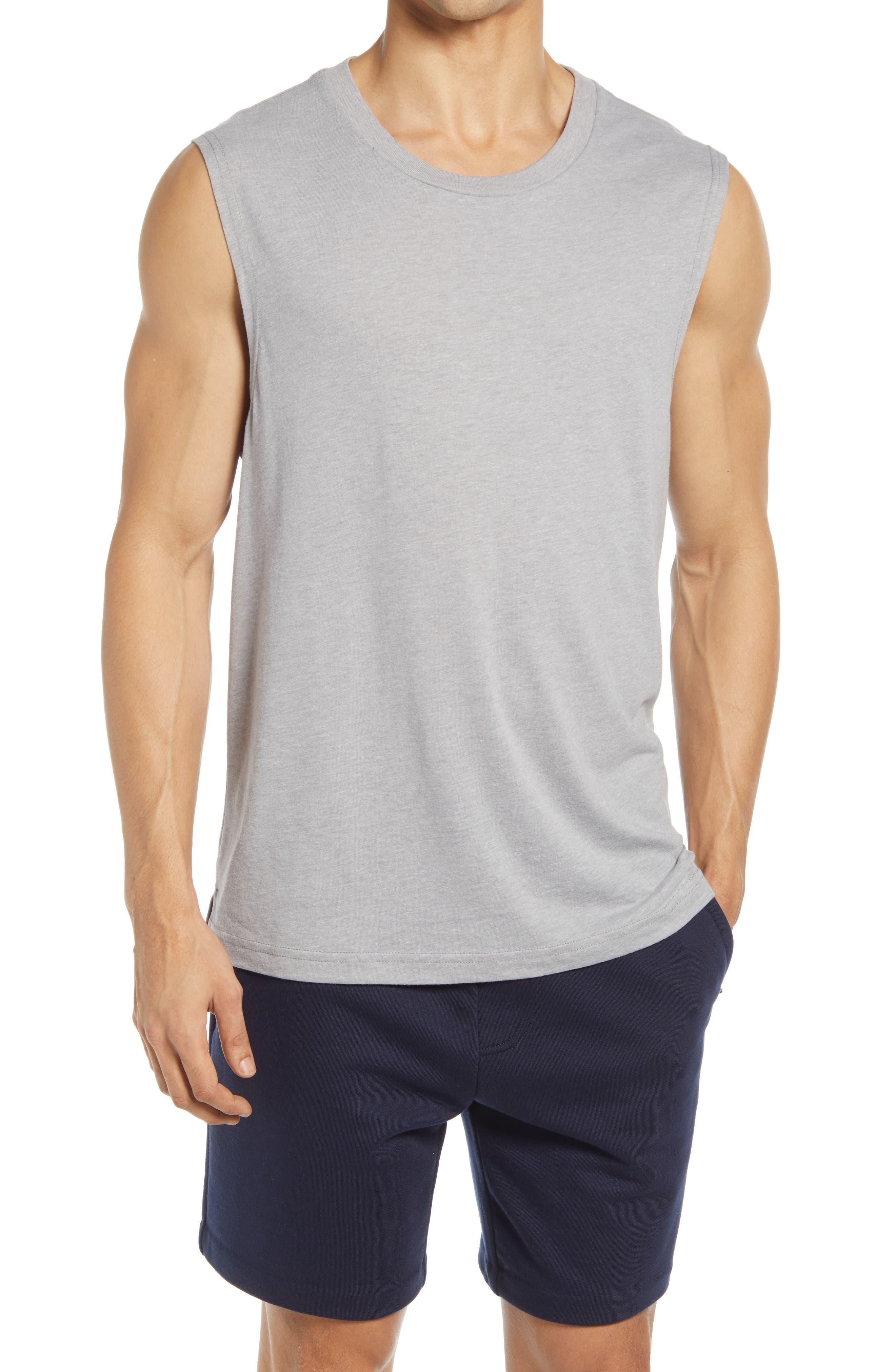 The Triumph Sleeveless T-Shirt