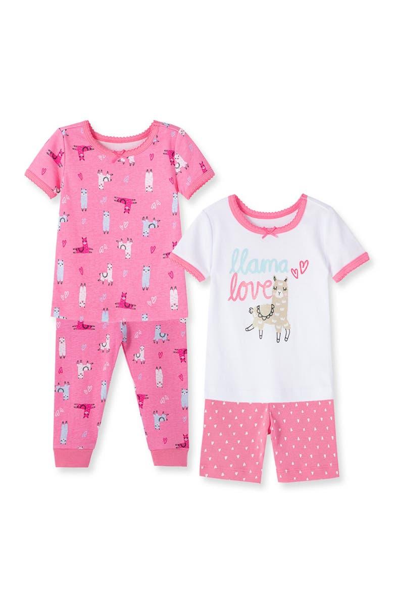 Little Me: Llama 4-Piece Pajama Set! .19 (REG .00) at Nordstrom Rack!