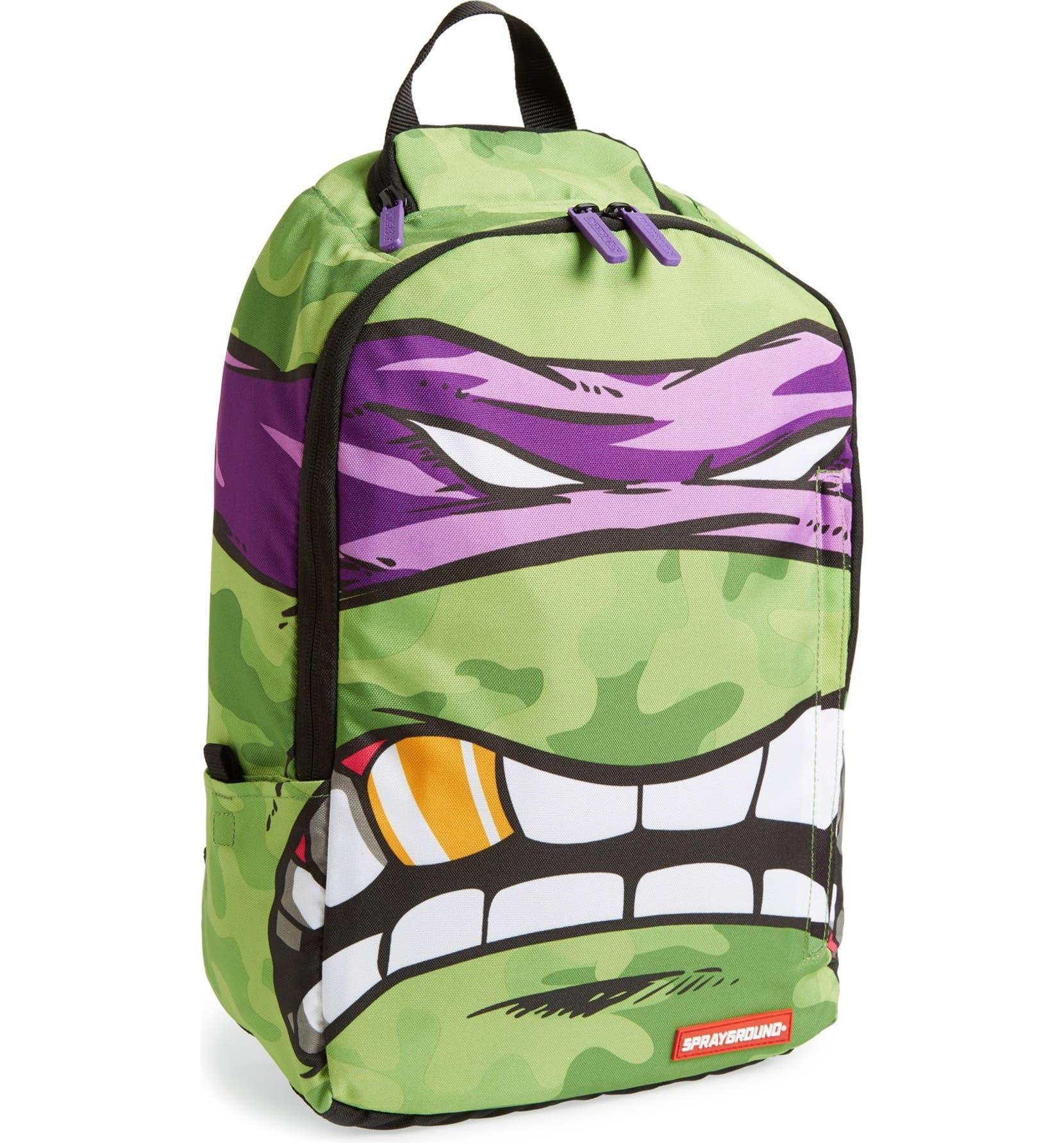 2fbdb70d6f4 Sprayground 'Teenage Mutant Ninja Turtles™ - Grillz' Backpack (Boys) |  Nordstrom