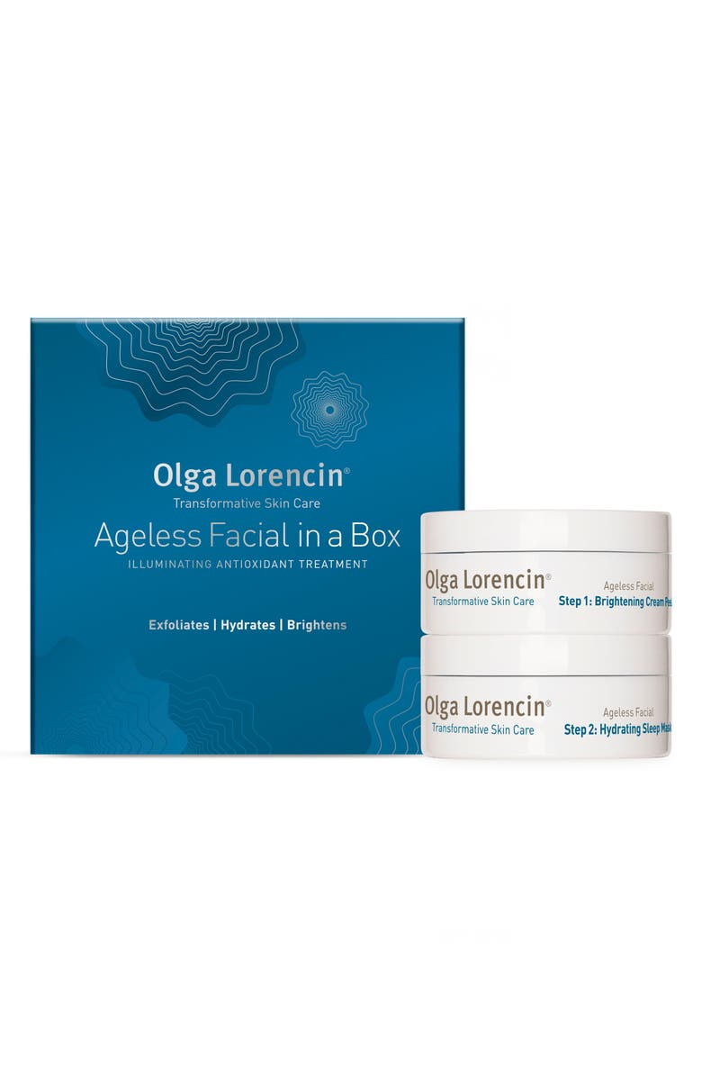 OLGA LORENCIN Ageless Facial in a Box, Main, color, NO COLOR