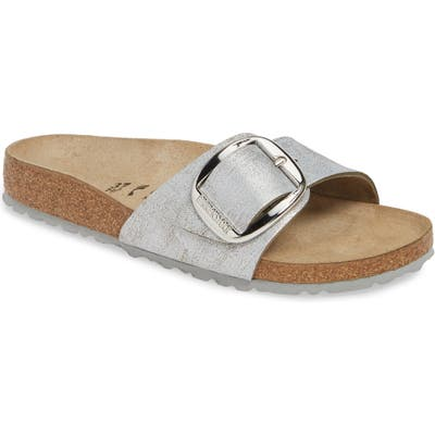 Birkenstock Madrid Big Buckle Slide Sandal
