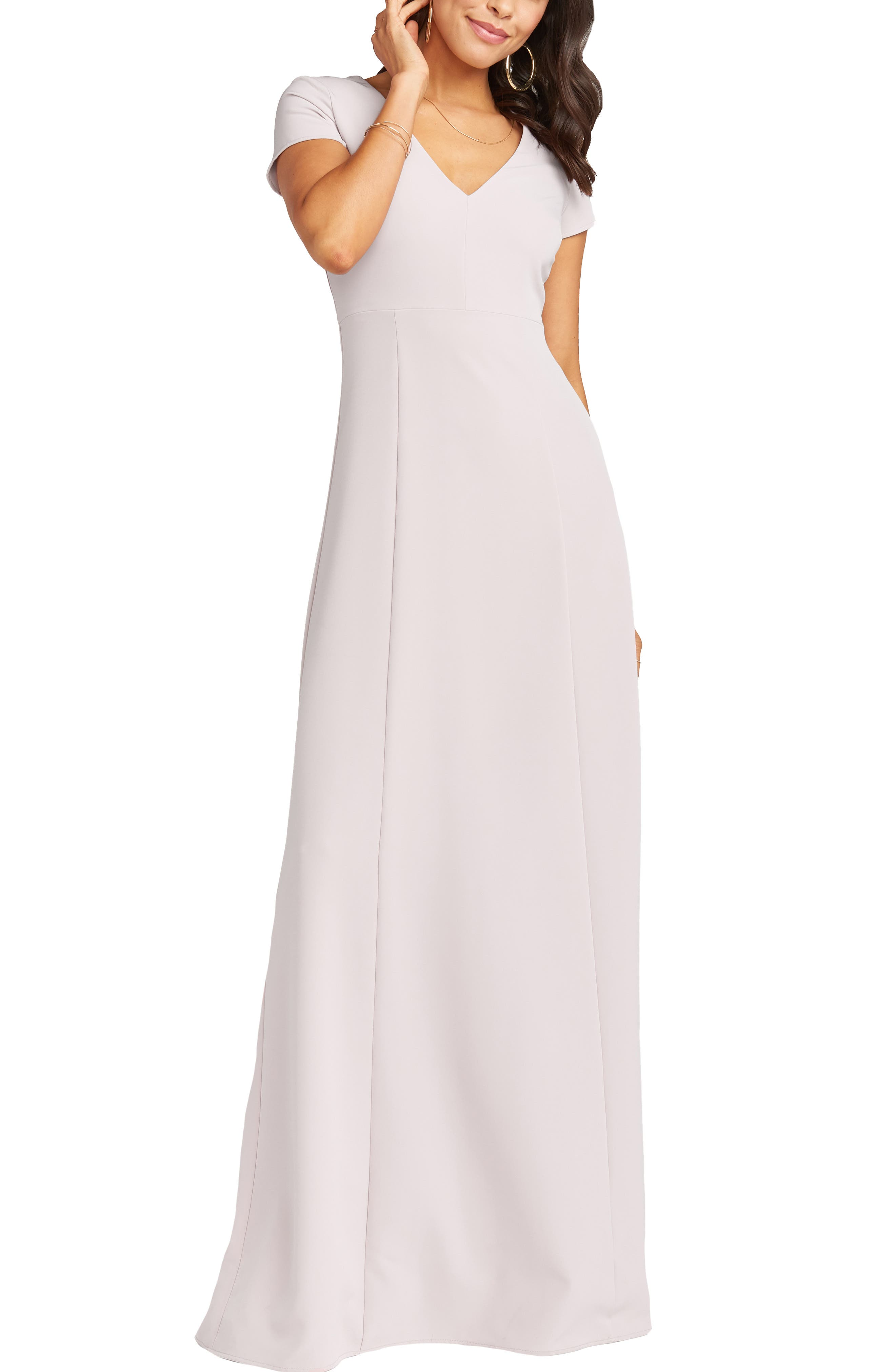 Show Me Your Mumu Geneva Gown, Pink