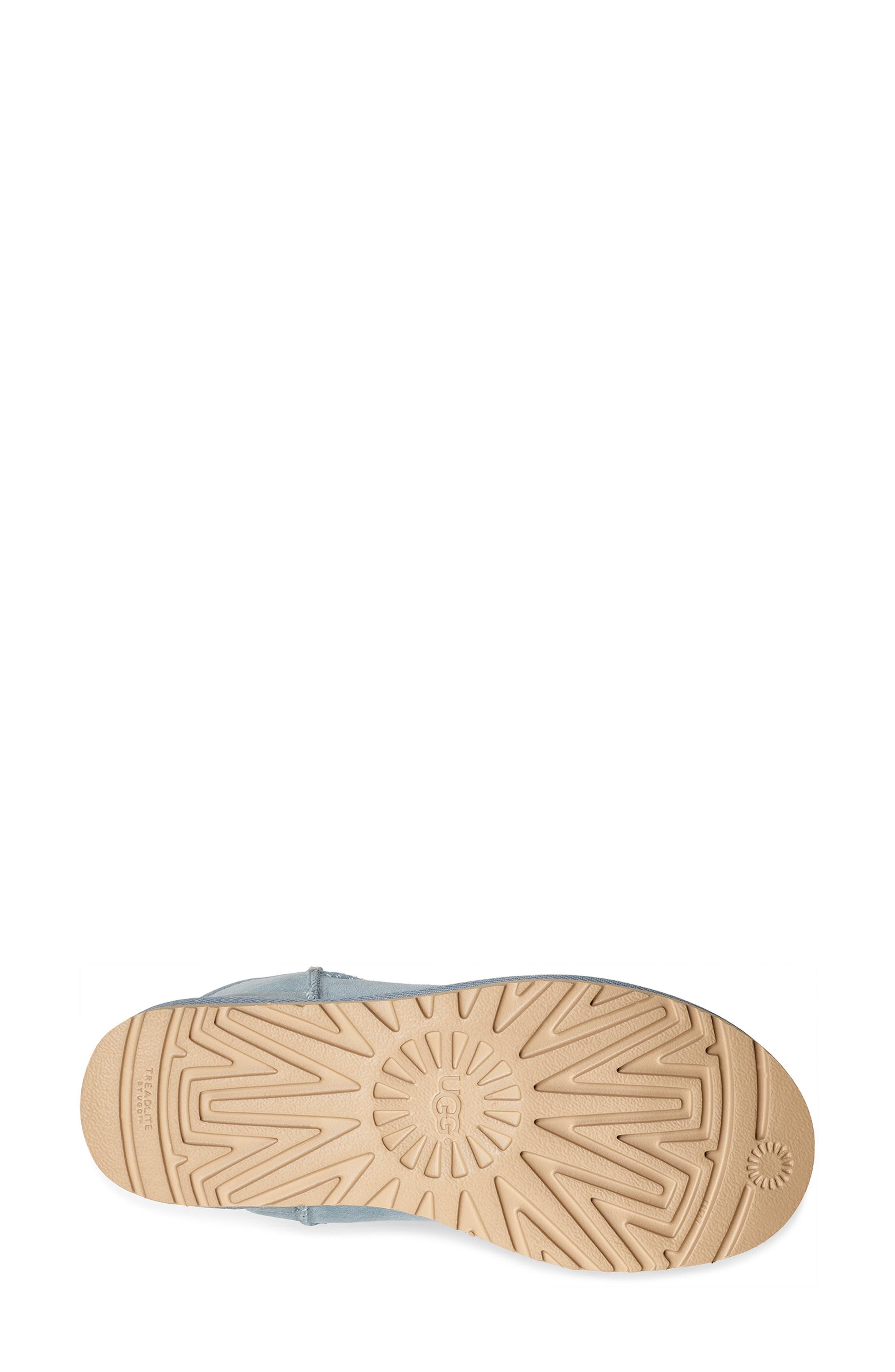 ,                             Classic Mini II Genuine Shearling Lined Boot,                             Alternate thumbnail 43, color,                             402