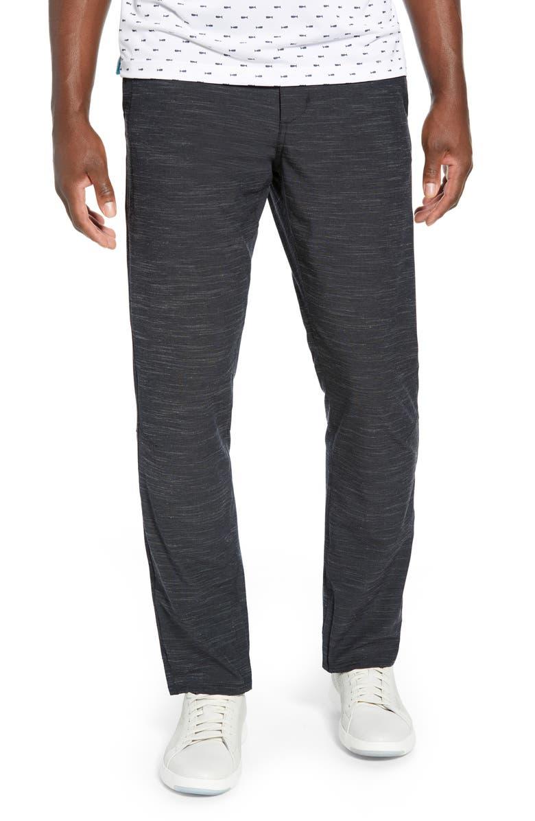 DEVEREUX Gravity Athletic Fit Pants, Main, color, 002
