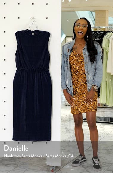 Sleeveless Midi Dress, sales video thumbnail