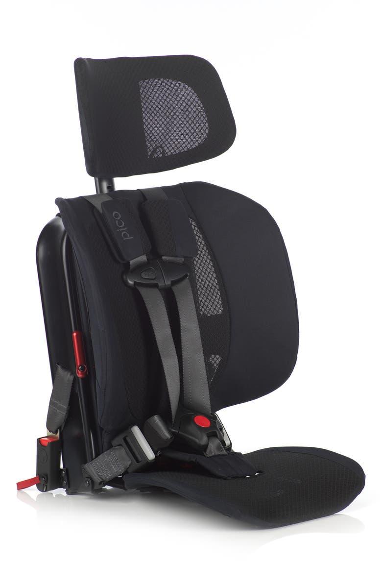 WAYB Pico Forward Facing Car Seat, Main, color, JET
