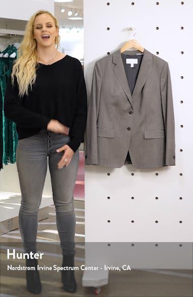 Jasuala Wool Suit Jacket, sales video thumbnail