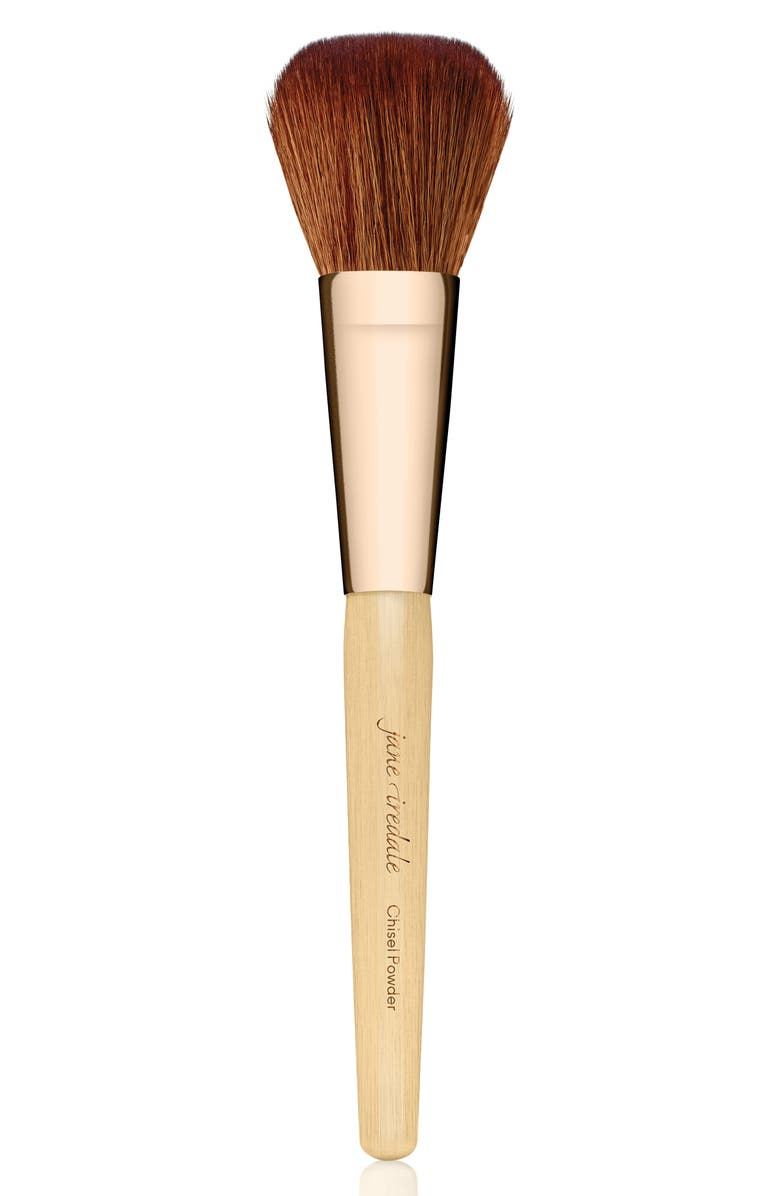 JANE IREDALE <sup>™</sup> Chisel Powder Brush, Main, color, NO COLOR