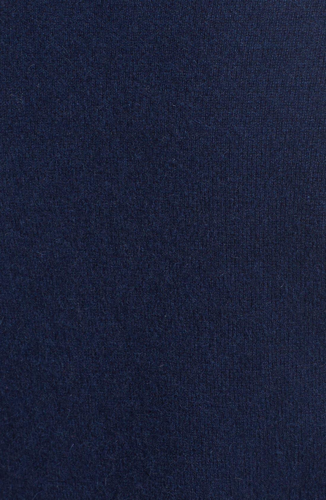 ,                             Cashmere V-Neck Sweater,                             Alternate thumbnail 32, color,                             410