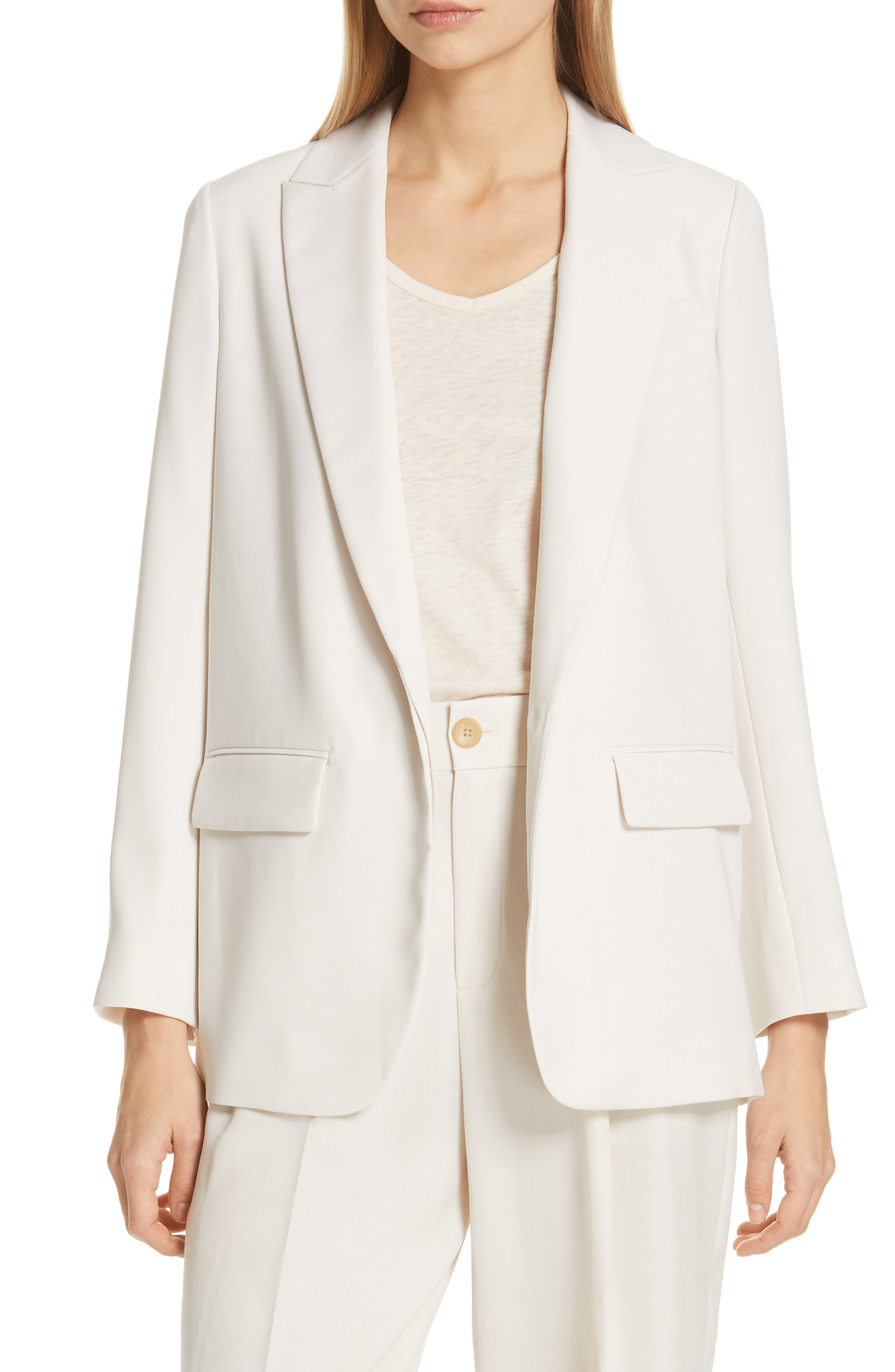 ,                             Loose Fit Blazer,                             Main thumbnail 1, color,                             900
