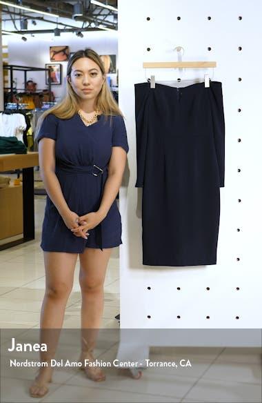 Off the Shoulder Long Sleeve Sheath Dress, sales video thumbnail