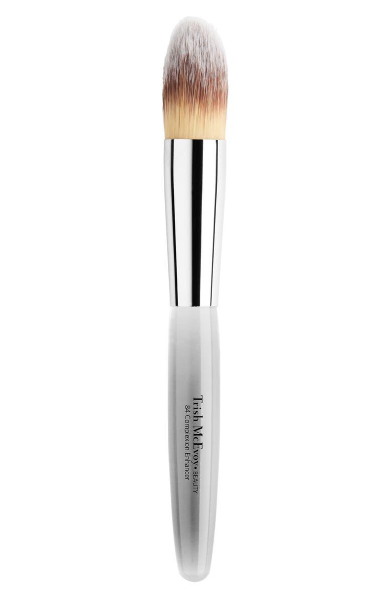 TRISH MCEVOY #84 Complexion Enhancer Brush, Main, color, NO COLOR