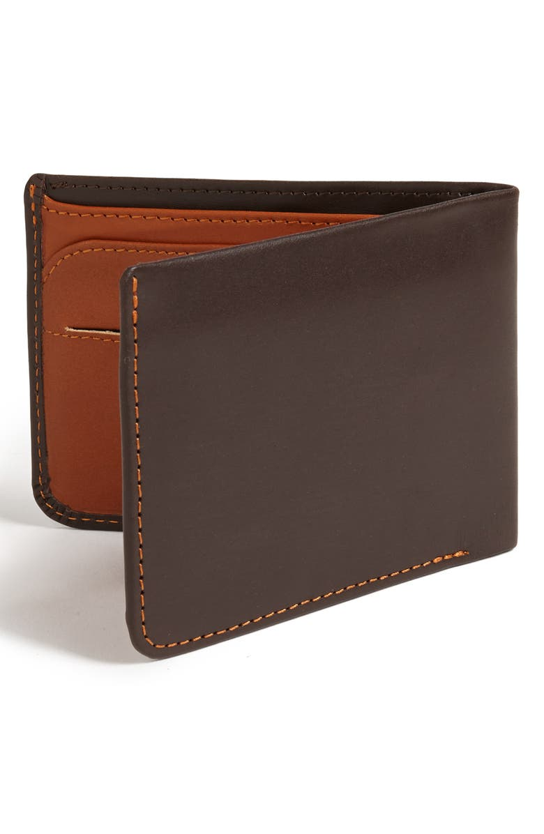 BELLROY Hide And Seek Wallet, Main, color, JAVA